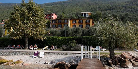 Hotel Rabay Brenzone Sul Garda Vr Italien